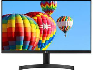 """LG 24ML600M-B 24"""" Full HD 1920 x 1080 5ms (GTG) VGA 2xHDMI AMD FreeSync Anti-Glare Backlit LED IPS Monitor"""