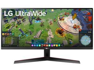 """LG 29WP60G-B 29"""" UWFHD 2560 x 1080 75 Hz HDMI, DisplayPort FreeSync (AMD Adaptive Sync) Monitor"""