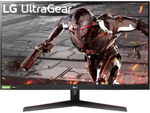 "LG UltraGear 32GN50T-B 32"" Full HD 1920 x 1080 165 Hz 2 x HDMI, DisplayPort NVIDIA G-SYNC Compatible with AMD FreeSync Premium Gaming Monitor, A-Grade"