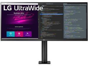"""LG UltraWide 34WN780-B 34"""" UWQHD 3440 x 1440 (2K) 75 Hz HDMI, DisplayPort, USB, Audio FreeSync (AMD Adaptive Sync) Built-in Speakers IPS Monitor"""