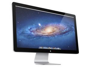 "Apple MC914LL/A Thunderbolt Display Display Port 2560x1440 27"", Silver (Certified Refurbished)"