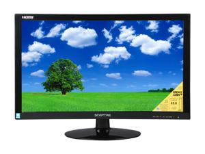 "SCEPTRE E275W-1920 Version 1 Black 27"" 5ms HDMI LED Backlight LCD Monitor 250 cd/m2 DCR 5,000,000:1 (1000:1) Built-in Speakers, US Warranty"