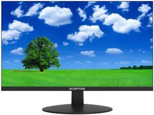 "SCEPTRE SCEPTRE E248W-FPT 24 E248W-FPT 24"" (Actual size 23.8"") Full HD 1920 x 1080 75 Hz D-Sub, HDMI, 3.5mm Audio Built-in Speakers IPS Monitor"