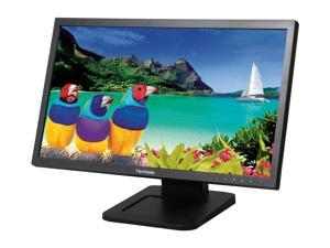 "ViewSonic TD2220 Black 22"" Full HD 1080P Optical Touch Monitor, 1000:1, 200cd/m2, USB&VGA&DVI-D, Built-in Speaker, VESA mountable"