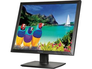 "Viewsonic VA951S 19"" 1280 x 1024 Resolution VGA DVI-D Anti-Glare Screen Blue Light Filter LED Backlit IPS LCD Monitor"