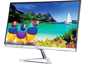 """ViewSonic VX2776-smhd 27"""" Full HD 1920 x 1080 7ms (GTG W/OD) HDMI VGA DisplayPort Built-in Speakers Anti-Glare Backlit LED IPS Monitor"""