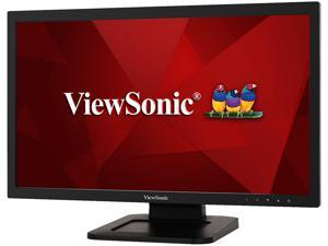 """ViewSonic TD2210 22"""" TN Touch Monitor, 1920 x 1080, 20M:1 Contract Ratio, 350cd/m2, VESA Compatible 100 x 100 mm, 170/160 Viewing Angles, Built-in Speaker"""