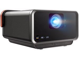 ViewSonic X10-4KE True 4K UHD LED Portable Home Theater Projector with Harman Kardon Speakers, HDMI, USB Type C