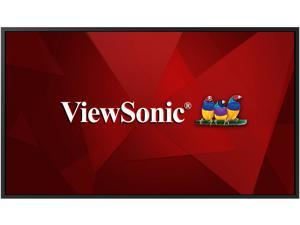 "ViewSonic VS17890 43"" UHD 3840 x 2160 (4K) Built-in Speakers Monitor"