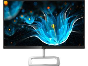 "Philips 276E9QDSB 27"" monitor, Full HD 1920x1080 IPS panel, Ultra Wide-Color 124% sRGB & 93% NTSC coverage, AMD FreeSync, HDMI/DVI-D/VGA, Audio out, Flicker-Free, Narrow borders, LowBlue mode, VESA co"