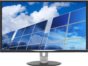 """PHILIPS 328B6QJEB 32"""" QHD 2560 x 1440 (2K) 60 Hz D-Sub, DVI, HDMI, DisplayPort Built-in Speakers Monitors"""