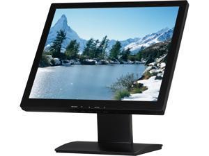 "ViewEra V177TP Black 17"" USB 5-wire Resistive Touchscreen Monitor"