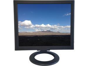 "ViewEra V178HB Black 17"" HDMI/BNC LCD/LED Security Monitor, 250cd/m2, 1000:1, HDMI, BNC In/Out, D-Sub"