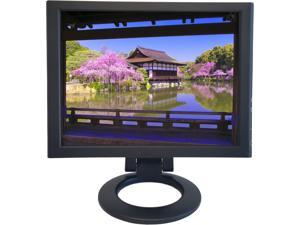 "ViewEra V158HB Black 15"" HDMI/BNC LCD/LED Security Monitor, 350cd/m2, 700:1, HDMI, BNC In/Out, D-Sub"