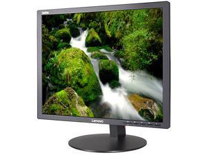 "Lenovo ThinkVision LT1931p 19"" 1280x1024 VGA DVI-D Lift Tilt Swivel Pivot IPS LED Backlit Monitor"