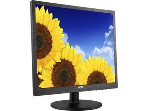 "AOC I960SRDA Black 19"" 14ms LCD Monitor"