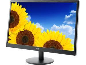 """AOC E2270SWHN 21.5"""" 5ms LED Monitor"""