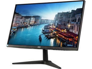 "AOC 24B1H 24"" (Actaul size 23.6"") Full HD 1920x1080 5ms VGA HDMI Ultra Slim Bezel LED Backlit Monitor"