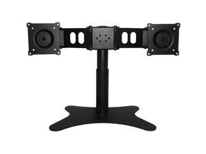 DoubleSight DS-219STB Dual Monitor Flex Display Stand