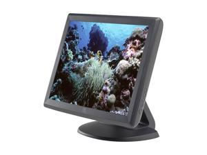 "Elo E210772 1515L 15"" Touchscreen Monitor with Base, OSD, 5-Wire Resistive (AccuTouch) Single-Touch (Worldwide)"