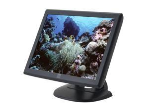 "Elo E700813 1515L 15"" Touchscreen Monitor with Base, OSD, SAW (IntelliTouch Surface Acoustic Wave) - Single Touch (Worldwide)"