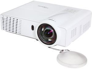Optoma GT760 WXGA 1280x720 HDMI & USB Input Short Throw 3400 Lumens 3D DLP Gaming Projector