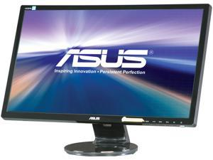 "ASUS VE248H 24"" Full HD 1920 x 1080 2ms (GTG) D-Sub, DVI, HDMI Built-in Speakers Asus Eye Care with Ultra Low-Blue Light & ..."