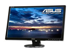 """ASUS VE Series VE278Q Black 27"""" 2ms LED Backlight Widescreen LCD Monitor W/ Speakers"""