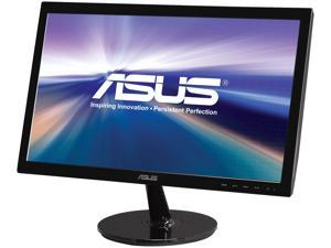 "ASUS VS208N-P 20"" HD+ 1600 x 900 D-Sub, DVI-D LED Backlight Widescreen LCD Monitor"