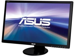 "ASUS VE278H 27"" Full HD 1920 x 1080 2ms (GTG) VGA HDMI Asus Eye Care with Ultra Low-Blue Light & Flicker-Free Built-in Speakers LED Backlight LCD Monitor"