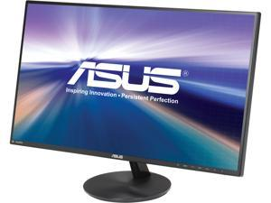 "ASUS VN279Q 27"" 1920 x 1080 D-Sub, HDMI, DisplayPort Built-in Speakers Ultra Wide View Monitor with Super Narrow Frame Design"