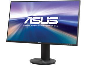"ASUS VN279QL 27"" Full HD 1920 x 1080 HDMI/MHL VGA DisplayPort Asus Eye Care with Ultra Low-Blue Light & Flicker-Free Built-in Speakers LCD Monitor"