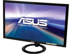 "ASUS VX248H 24"" FHD 1920 x 1080 Gaming Monitor, 60 Hz 1ms Response Time (GTG), Flicker Free, Built-in Speakers"