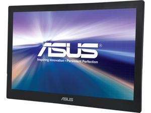 "ASUS MB168B 15.6"" 1366 x 768 HD Portable USB-powered Monitor"