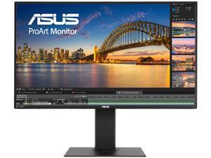 "Asus Professional - Grade ProArt PA328Q Black 32"" 6ms (GTG) 4K /UHD 3840X2160 IPS  LED Backlight LCD Monitor, Ergonomically-designed stand with Tilt,Swivel,Pivot,Height Adjustable, built in Speakers"