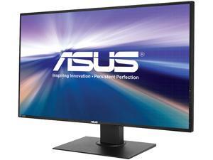 """ASUS PB328Q 32"""" QHD 2560 x 1440 (2K) 4ms (GTG) HDMI, D-Sub, DisplayPort, Dual-link DVI-D, 100% sRGB, Built-in Speakers Professional Monitor"""