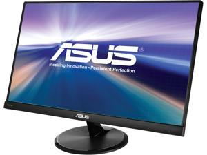 "ASUS VC239H 23"" Full HD 1920 x 1080 5ms (GTG) D-Sub, DVI, HDMI Built-in Speakers Flicker Free Ultra-low Blue Light IPS Monitor"