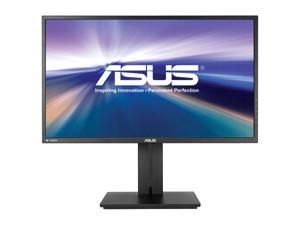 """ASUS PB277Q 27"""" WQHD 2560 x 1440 2K Resolution 1ms (GTG) 75Hz HDMI VGA DisplayPort DVI-D Asus Eye Care with Ultra Low-Blue Light & Flicker-Free Built-in Speakers Widescreen Backlit LED LCD Monitor"""