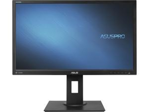 "ASUS PRO C624AQH 23.8"" Full HD 1920 x 1080 IPS DP HDMI DVI VGA Ergonomic Back-lit LED Monitor 250 cd/m2 ASCR 100,000,000:1 (1,000:1)"
