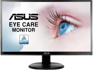 "ASUS VA229HR 22"" (Actual size 21.5"") Full HD 1920 x 1080 75Hz VGA HDMI Asus Eye Care with Ultra Low-Blue Light & Flicker-Free Technology Built-in Speakers WideScreen LED Backlit IPS Monitor"