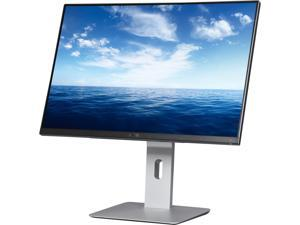 "Dell U2415 UltraSharp 24.1"" Dual HDMI Widescreen LCD Monitor IPS 300 cd/m2 DCR 2,000,000:1 (1000:1), Height & Pivot Adjustable, Built in USB 3.0 Hub"