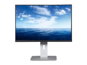 "Dell U2415 UltraSharp 24.1"" Dual HDMI Widescreen LCD Monitor IPS 300 cd/m2 DCR 2,000,000:1 (1000:1), Height & Pivot Adjustable, Built in USB 3.0 Hub"