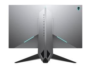 "Alienware AW2518H 25"" NVIDIA G-Sync Gaming Monitor, AlienFX, 1ms Response Time, 240hz Refresh Rate, DisplayPort, HDMI, 4 x USB 3.0"