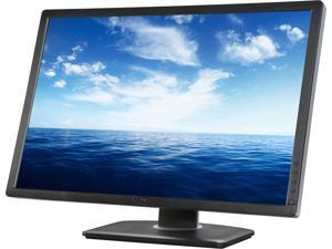 "Dell UltraSharp U2412M 24"" WUXGA 1920 x 1200 60Hz VGA DVI DisplayPort USB Hub Anti-Glare LED Backlit IPS Monitor"