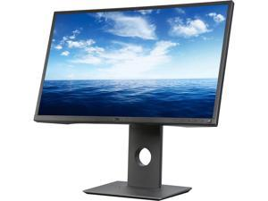 "Dell Professional Series P2417H 24"" Black IPS LED Monitor 1920 x 1080 Widescreen 16:9 6ms Response Time 250 cd/m2 1000:1 HDMI VGA DisplayPort"
