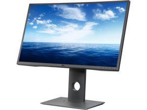 "Dell Professional Series P2717H 27"" Black IPS LED Monitor 1920 x 1080 Widescreen 16:9 6ms Response Time 250 cd/m2 1000:1 HDMI VGA DisplayPort"