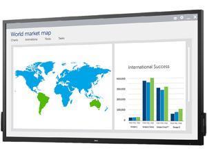 """Dell C7017T Black 70"""" USB Touchscreen Monitor"""