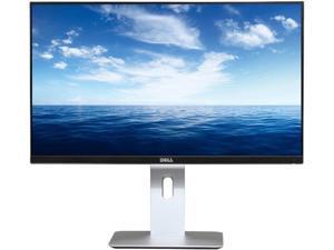 """Dell U2414H 23.8"""" Full HD 1920x1080 60Hz Mini-DisplayPort 2xHDMI DisplayPort Anti-Glare Screen USB Hub Backlit LED IPS LCD Monitor"""
