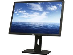"Dell UltraSharp U2412M 24"" WUXGA 1920 x 1200 60 Hz D-Sub, DVI, DisplayPort IPS-Panel LED-Backlit LCD Monitor"