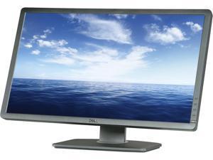 "Dell P Series P2412H 24"" Full HD 1920 x 1080 5 ms 60 Hz D-Sub, DVI, USB Monitor"